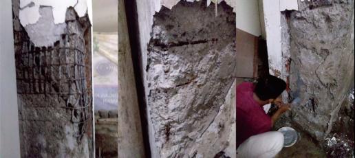 Soil investigation, antesena geosurvey