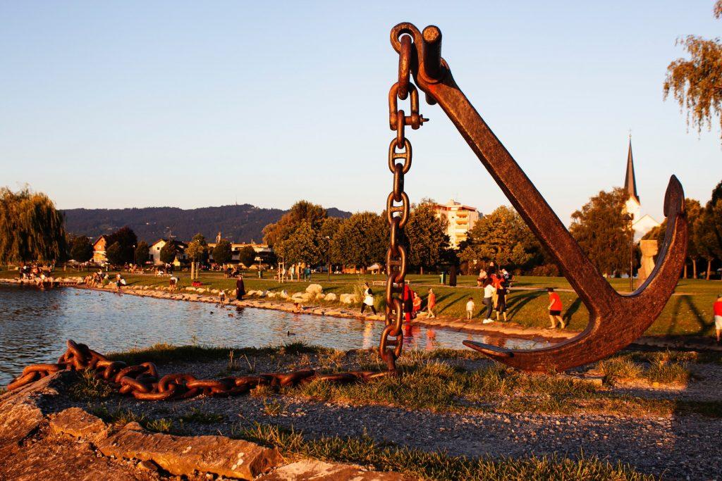 ground anchor adalah